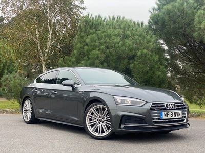 used Audi A5 Sportback 2.0 TFSI S line S Tronic quattro (s/s) 5dr