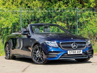 used Mercedes E53 AMG E-Class4Matic+ Premium Plus 2Dr 9G-Tronic