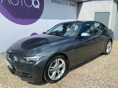 used BMW 320 3 SERIES 2.0 D M SPORT 4d 181 BHP