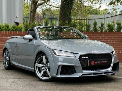 used Audi TT Roadster Rs 2.5 TFSI S Tronic quattro (s/s) 2dr