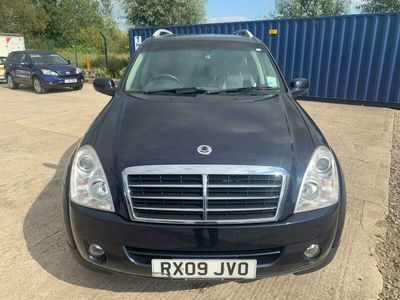 used Ssangyong Rexton 270 SPR 5dr Tip Auto