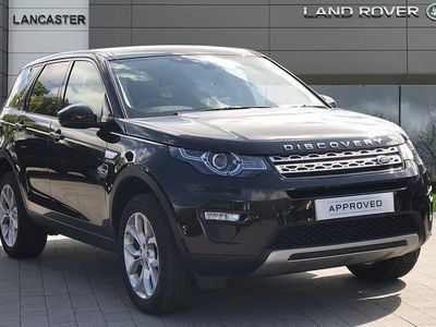 used Land Rover Discovery Sport 2.0 Si4 (240hp) HSE