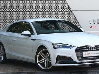 used Audi A5 Coupé Coup- S line 40 TFSI 190 PS S tronic