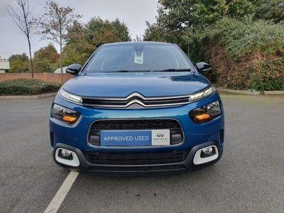 used Citroën C4 Cactus C4 Cactus Hatchback 2018 Hatchback Flair Hatchback 2018