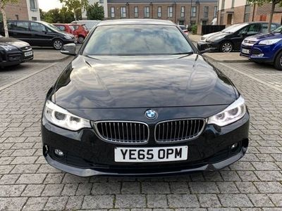 used BMW 420 4-Series Gran Coupe d (190bhp) Luxury (Professional Media) 5d Auto