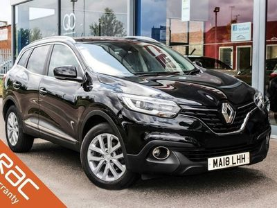 used Renault Kadjar 1.5 DYNAMIQUE NAV DCI 5d 110 BHP WE ARE FULLY OPEN