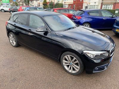 used BMW 116 1 Series 1.5 d Sport Auto (s/s) 5dr