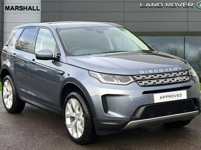 used Land Rover Discovery Sport 2.0 P200 SE 5dr Auto Station Wagon 2020