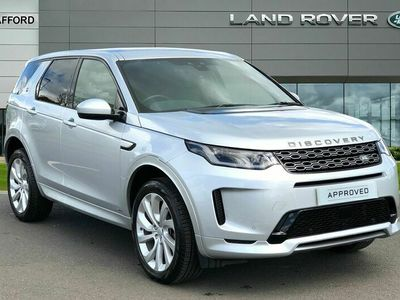 used Land Rover Discovery Sport NewD240 R-Dynamic HSE Diesel MHEV 2.0 5dr