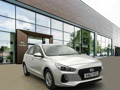 used Hyundai i30 New Generation1.0 T-GDi (120ps) S 1.0 T-GDi Blue Drive S (s/s) 5dr