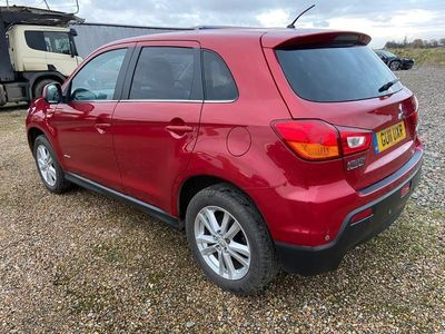 used Mitsubishi ASX 1.6 3 ClearTec 5dr