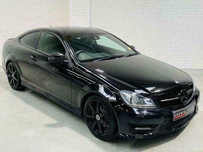 used Mercedes C220 C Class 2.1CDI AMG SPORT EDITION PREMIUM 2d 168 BHP 2-Door