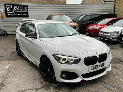used BMW 118 1 Series 1.5 i GPF M Sport Shadow Edition Sports Hatch (s/s) 5dr