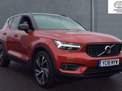 used Volvo XC40 2.0 T5 First Edition 5dr AWD Geartronic