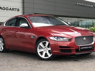 used Jaguar XE 2.0 [300] Portfolio 4Dr Auto Awd