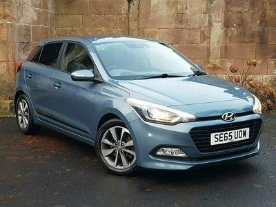 used Hyundai i20 1.0T GDI [120] Premium 5dr
