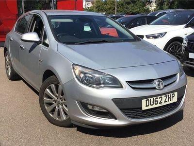 used Vauxhall Astra 1.7 CDTi 16V ecoFLEX 130 SE 5dr [Start Stop]