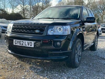 used Land Rover Freelander 2 2.2 SD4 Sport LE 4X4 5dr