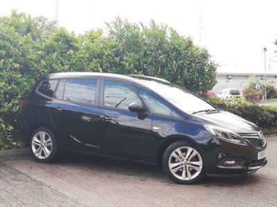 used Vauxhall Zafira 1.4T SRi 5dr Auto