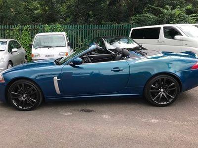 used Jaguar XK R 4.2 Supercharged V8 Convertible 2d Auto