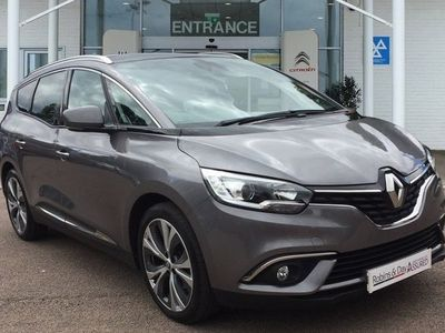 used Renault Grand Scénic 1.6 dCi Dynamique S Nav MPV 5dr Diesel (s/s) (130 ps)