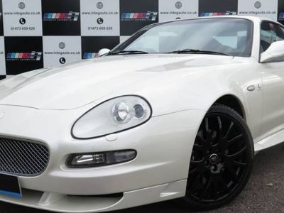 used Maserati GranSport 4.2 V8 2d AUTO 396 BHP 5 services, clutch replaced