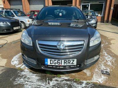 used Vauxhall Insignia 1.8 SRi VX-Line (Nav) Hatchback 5d