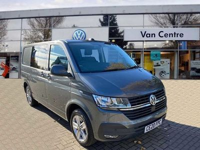 used VW Transporter 2.0 TDI 150 Highline Kombi Van