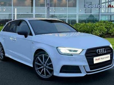used Audi A3 Sportback Black Edition 1.5 TFSI cylinder on demand 150 PS S tronic