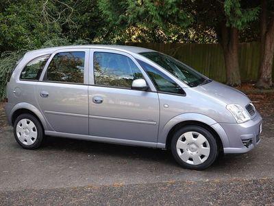 used Vauxhall Meriva 1.6 i 16v Club 5dr
