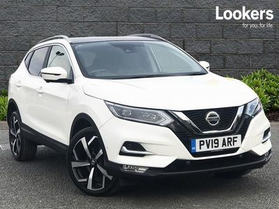 used Nissan Qashqai 1.5 Dci 115 Tekna 5Dr Dct