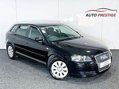 used Audi A3 1.9 TDI E SPECIAL EDITION 5d 103 BHP