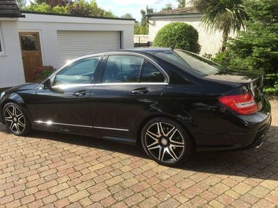 used Mercedes C220 C Class 2.1CDI AMG Sport Plus 7G-Tronic Plus 4dr