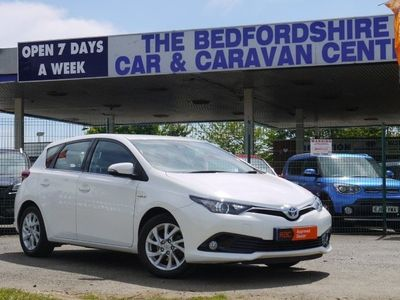 used Toyota Auris VVT-I BUSINESS EDITION TSS Self Charge Hybrid Auto 5-Door