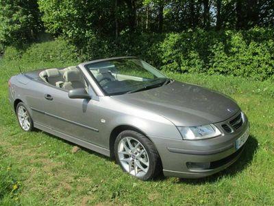used Saab 9-3 Cabriolet