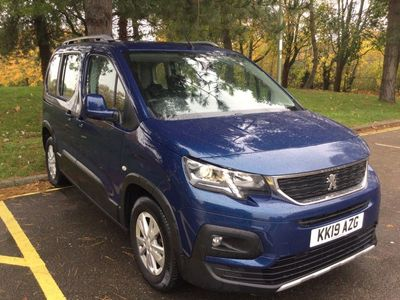 used Peugeot Rifter 1.2 PureTech Allure 5dr