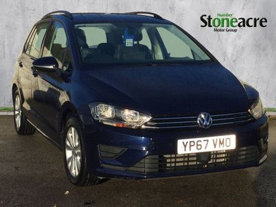 used VW Golf Sportsvan Se Tsi Dsg 1.4 TSI BlueMotion Tech SE MPV 5dr Petrol DSG (s/s) (125 ps)