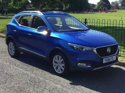 used MG ZS 1.0 EXCITE AUTO