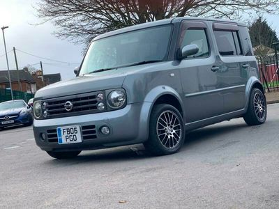 used Nissan Cube 1.5 Litre Auto 7 Seater 5-Door