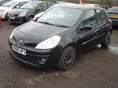 used Renault Clio DYNAMIQUE 16V TURBO