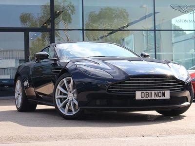 used Aston Martin DB11 4.0 Twin Turbo V8 2dr