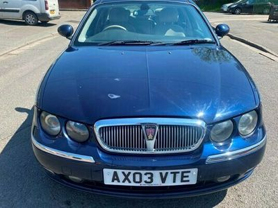 used Rover 75 Saloon 2.0 CDT Club SE 4d