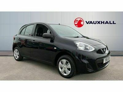 used Nissan Micra 1.2 Visia 5dr