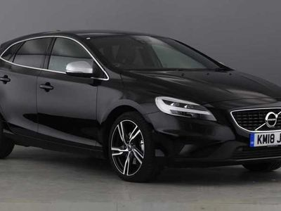 used Volvo V40 T2 R-Design Pro Manual (Xenium Pack, Rear Camera, Power Seats ) 2.0 5dr