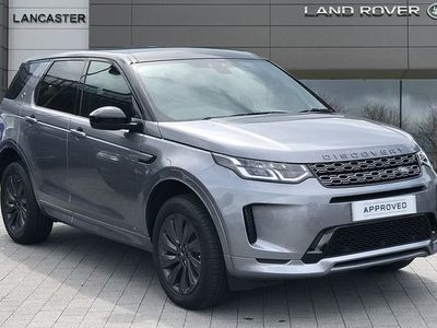 used Land Rover Discovery Sport 2020 Birmingham D180 R-DYNAMIC S Diesel MHEV