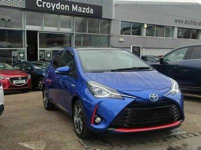 used Toyota Yaris 1.5 VVT-i Excel 5dr