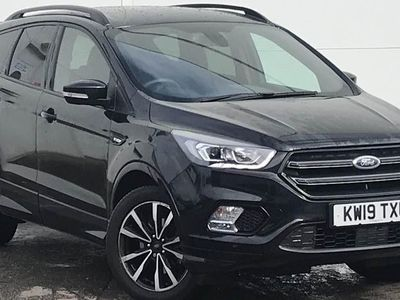 used Ford Kuga 2.0 TDCi 180 ST-Line Edition 5dr