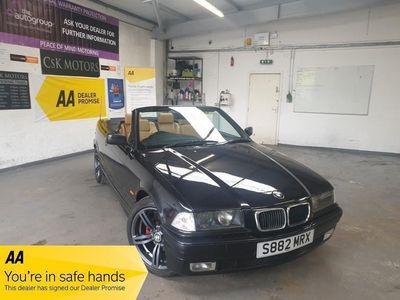 used BMW 323 Cabriolet