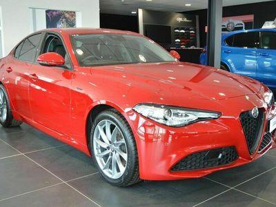 used Alfa Romeo Giulia 2.0 TB Sprint 4dr Auto