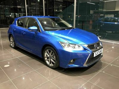 used Lexus CT200h Executive Edition 1.8 5dr